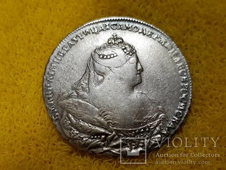 Рубль 1740 год