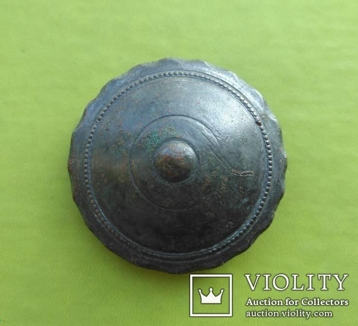 Налобник конской сбруи (8-5 века до н.э.)