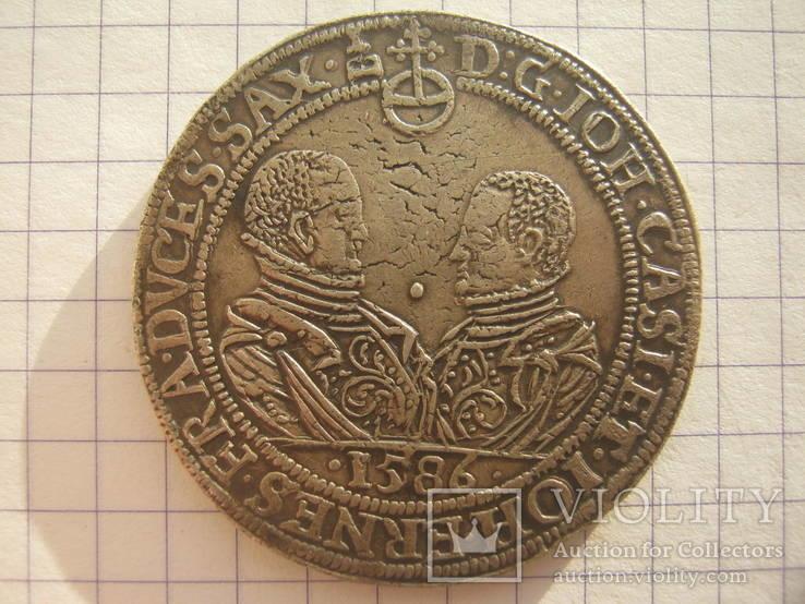 Талер 1586