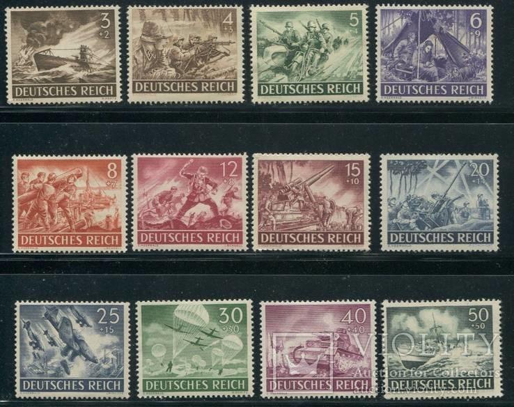 1943 Рейх вермахт война полная серия