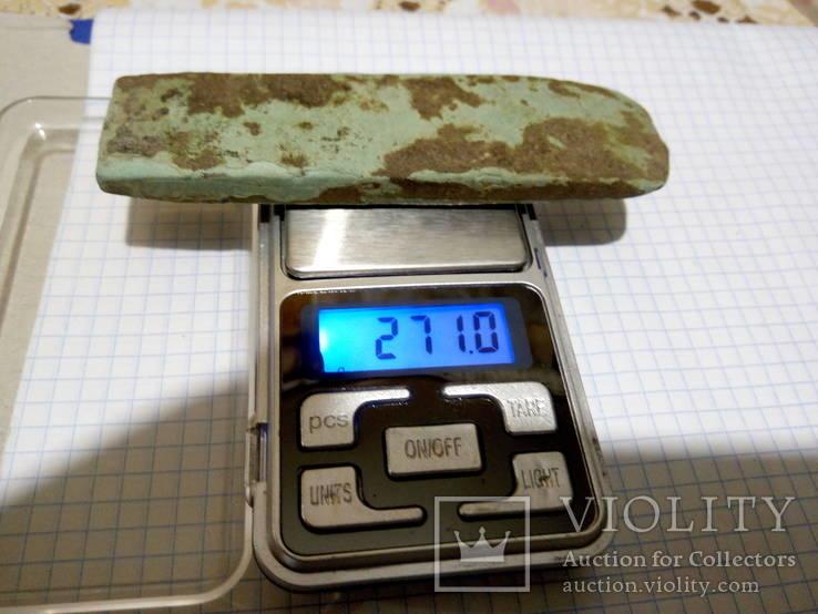 Трипільська тесло-подибна мідна сокира