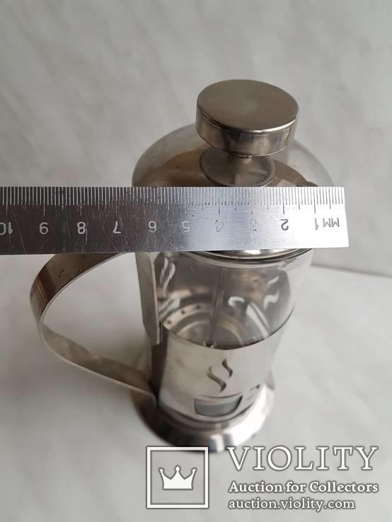 Френч-пресс для заварки чая. Не пользованный., фото №13