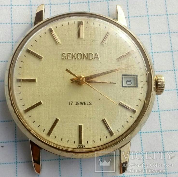 Часы Секунда au
