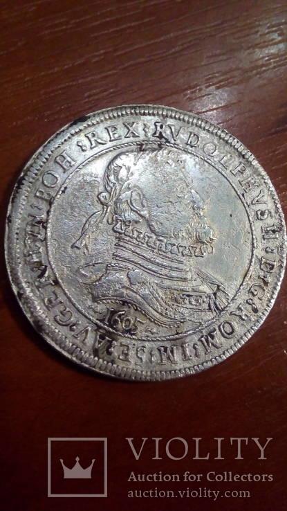 Талер 1605 года