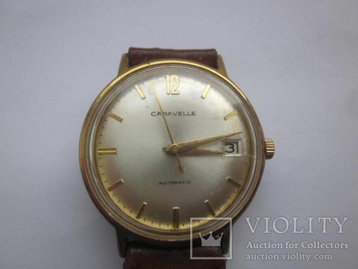 Часы Swiss Caravelle антимагнитные