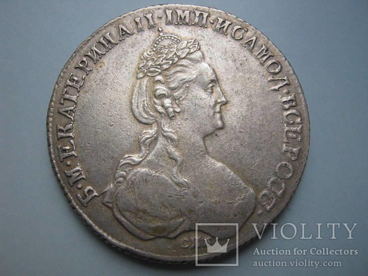 Рубль 1780