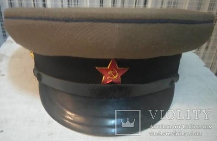 Фуражка Тех.войск /ряд состав