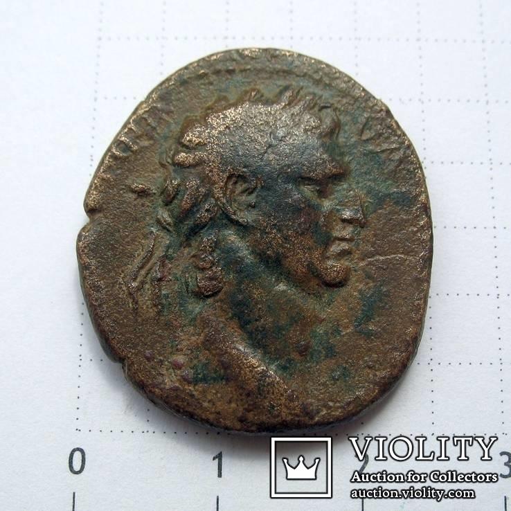 Нерва (96-98 гг.), г. Антиохия (Сирия), АЕ ас