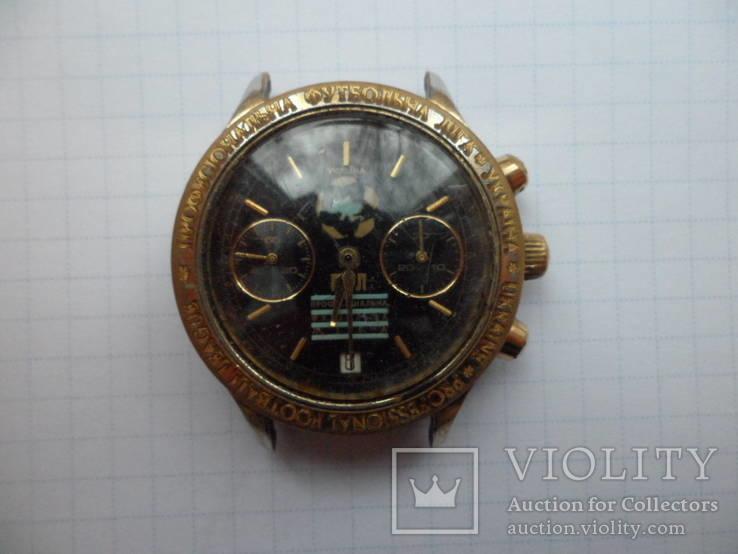 Часы Полет, хронограф, 23 камня, 3133