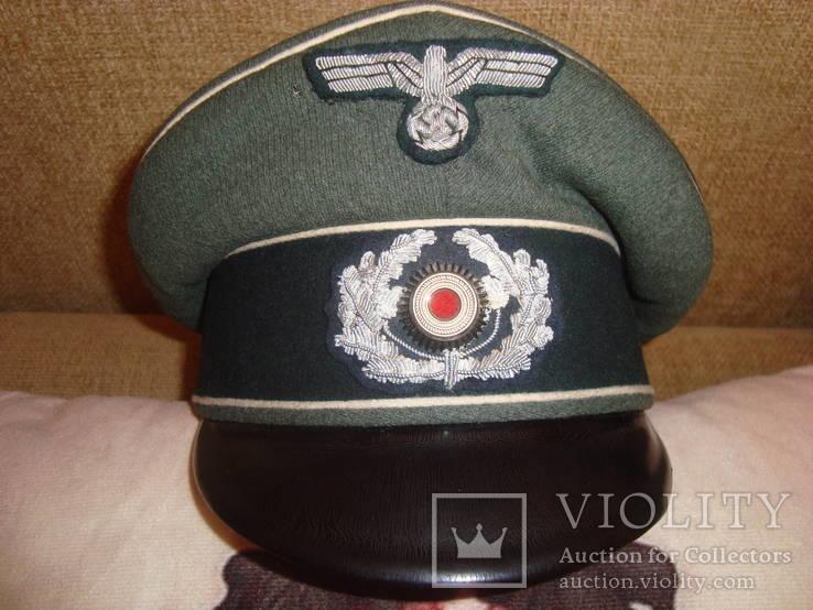 Фуражка офицера,Wehrmacht
