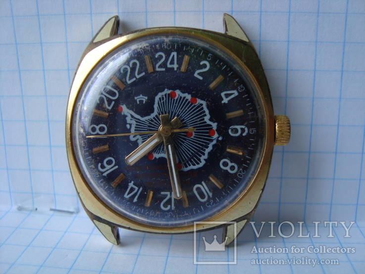 Часы Ракета САЭ (24 часа)