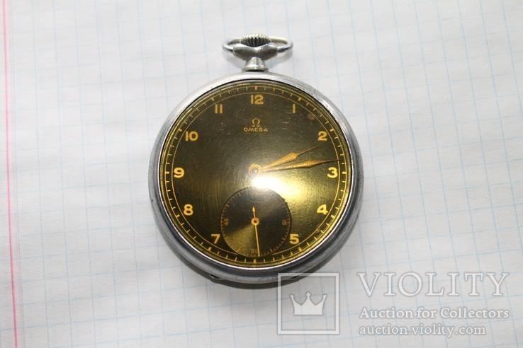 Карманные часы Omega Рабочие