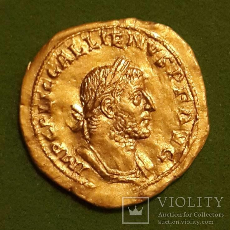 Ауреус Галлиена (253-268 г.г.) - Felicitas