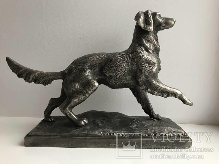 Собака Ленинград з-д монументскульптур Автор:Завалов, фото №3