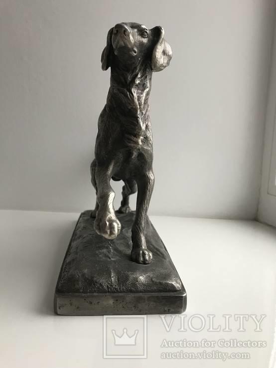 Собака Ленинград з-д монументскульптур Автор:Завалов, фото №4