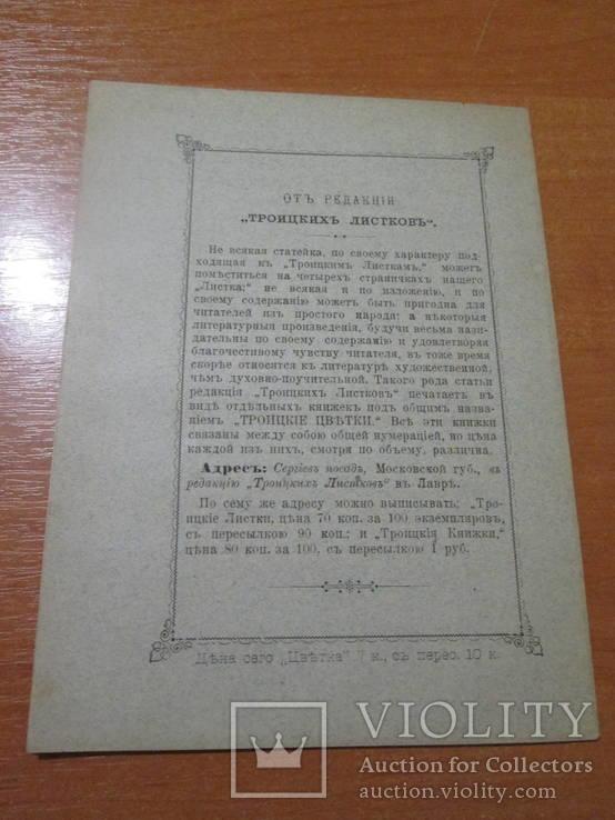 Благодатная сила. 1897 год ., фото №4
