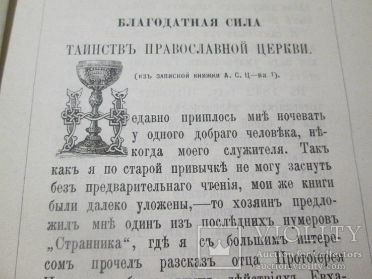 Благодатная сила. 1897 год ., фото №8
