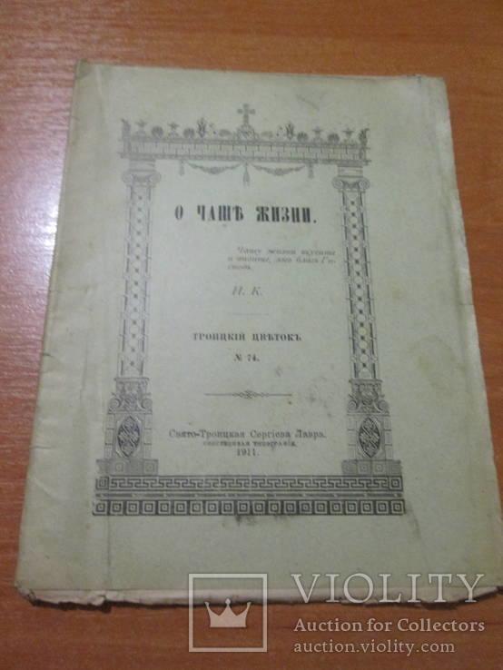 О чаше жизни. 1911 год., фото №2