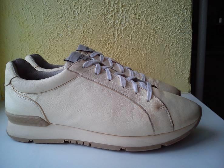Кросовки Giorgio Armani из Натуральной Кожи (Розмір-35), фото №6