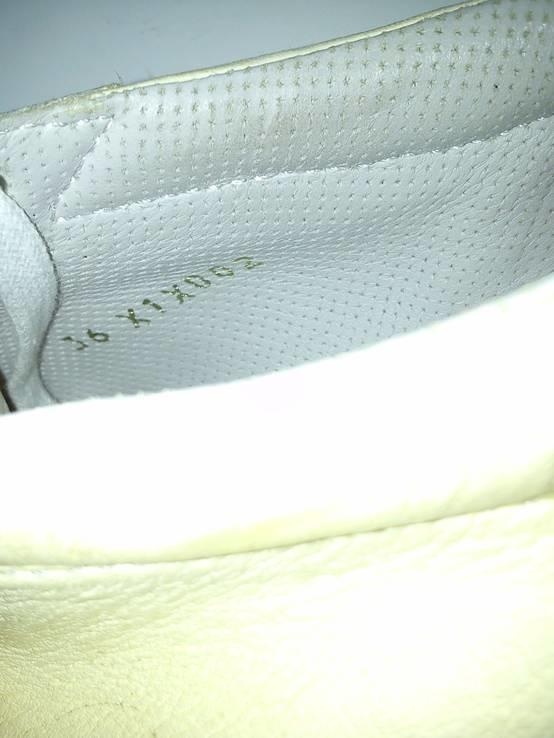 Кросовки Giorgio Armani из Натуральной Кожи (Розмір-35), фото №14