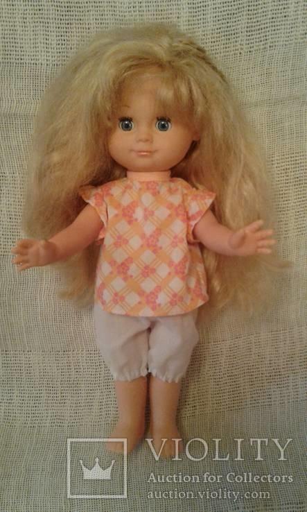 Кукла длинноволосая милашка 90 г.г., фото №2