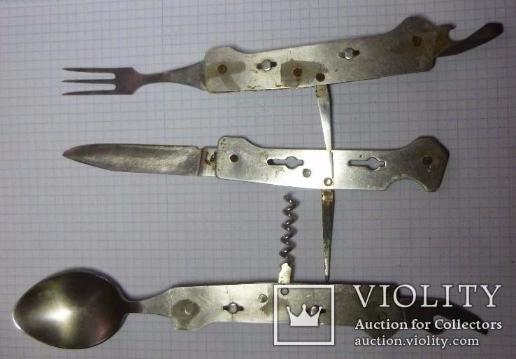 Разборной нож., фото №3