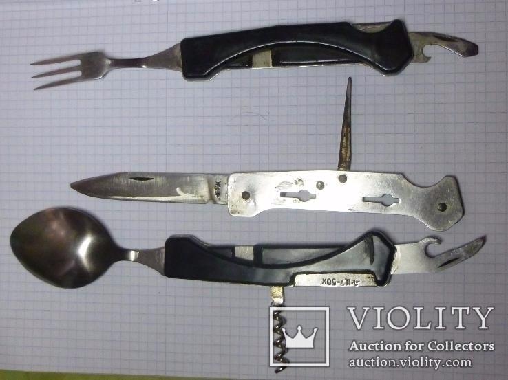 Разборной нож., фото №4