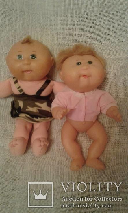 """Две куклы """"Капустки"""" фирмы Mattel США, 1983г., 1991 г., фото №2"""