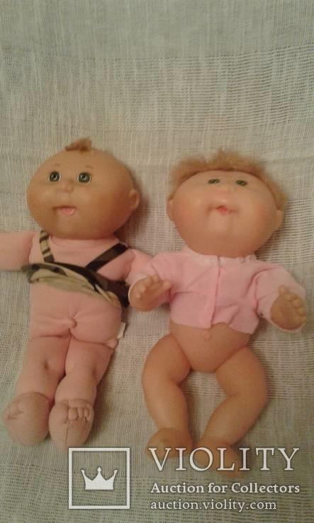 """Две куклы """"Капустки"""" фирмы Mattel США, 1983г., 1991 г., фото №9"""