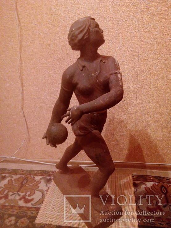 Скульптура Касли 1954 год