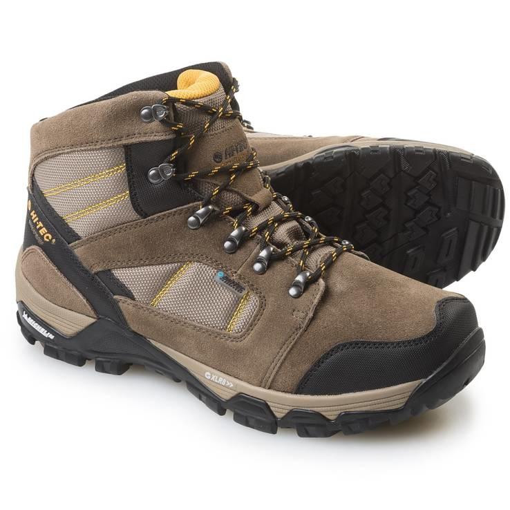 Ботинки  Hi-Tec Borah Peak, оригинал. 41р.