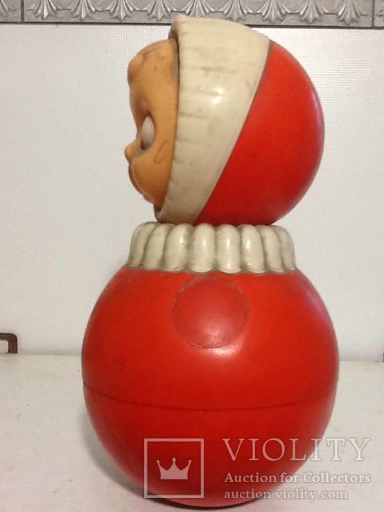 Кукла неваляшка СССР 2, фото №5