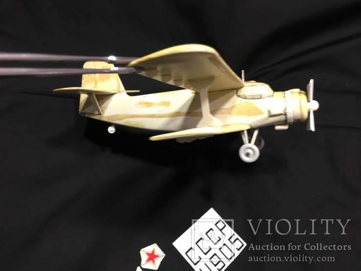 Модель самолета АН-2 под покраску, фото №10