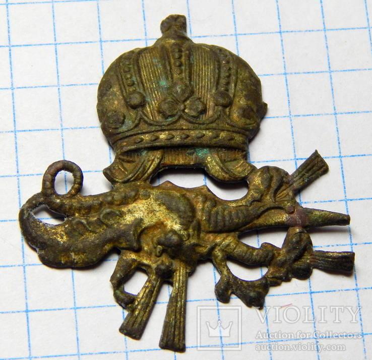 Знак пулеметчика армии Австро Венгрии
