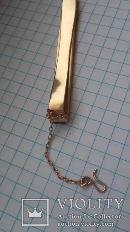 Зажим для галстука, фото №7