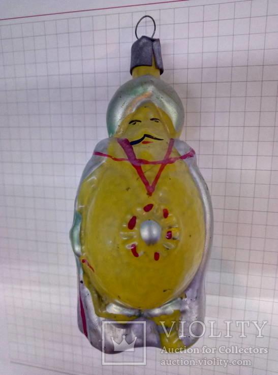 Елочная игрушка Принц Лимон