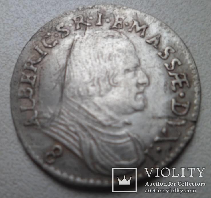 8 Bolognini 1665г