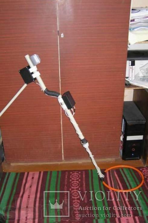 Металлоискатель ClonePI-W в сборе