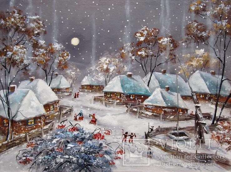 """""""Зимові традиції"""""""