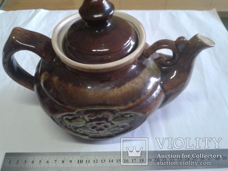 Большой чайник, фото №3