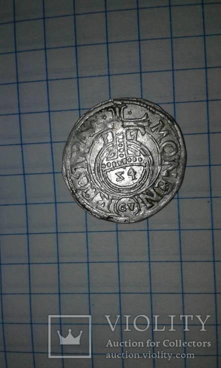 Півторак Трансільванія 1637 р.