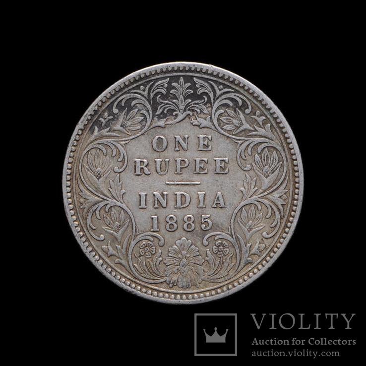 1 Рупия 1882 Виктория, Индия Великобритания