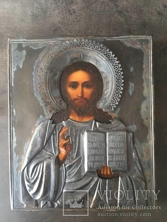 Икона «Господь Вседержитель» 84 (С.Г.)