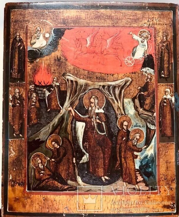 Восхождение пророка Илии