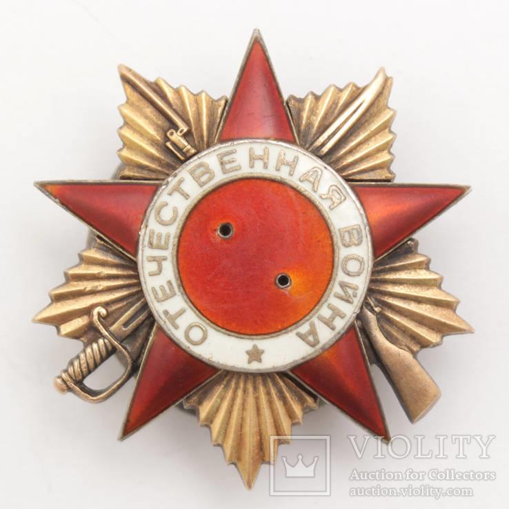 Орден ВОВ 1й степени №68310
