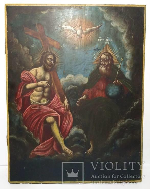 """Икона """"Святая Троица"""". Украина. 54*42 см"""