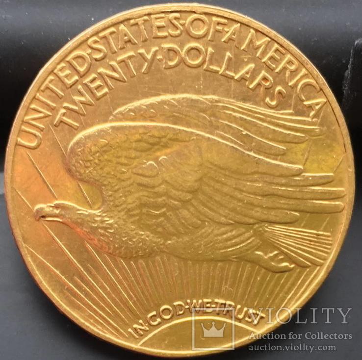 20 долларов США 1922 г.