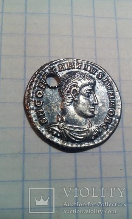 Силиква Constantius Gallus, 351-354, Siscia