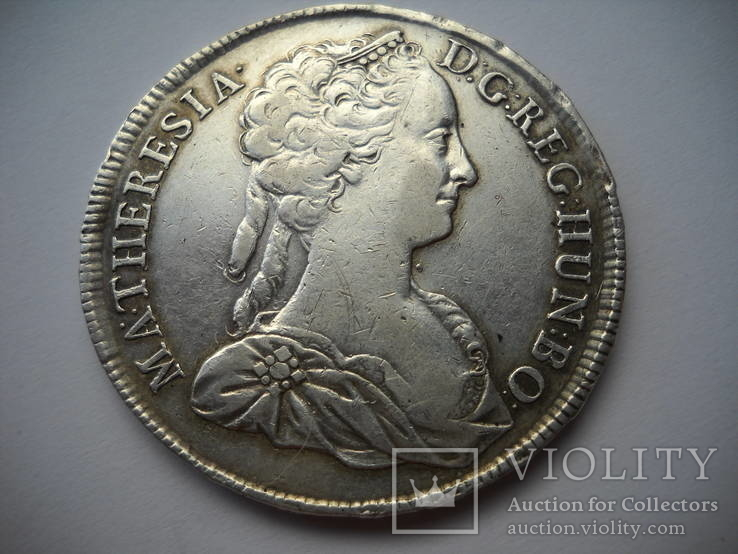 Талер 1742