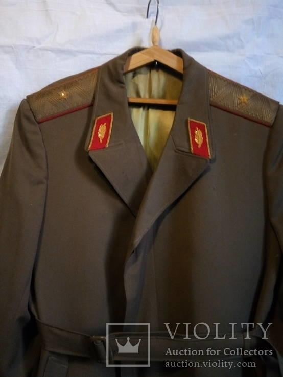 Плащ пальто генерала СССР